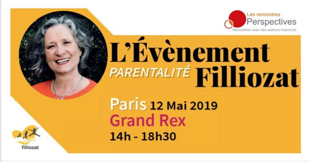 MMM avec Isabelle Filliozat au Grand Rex !