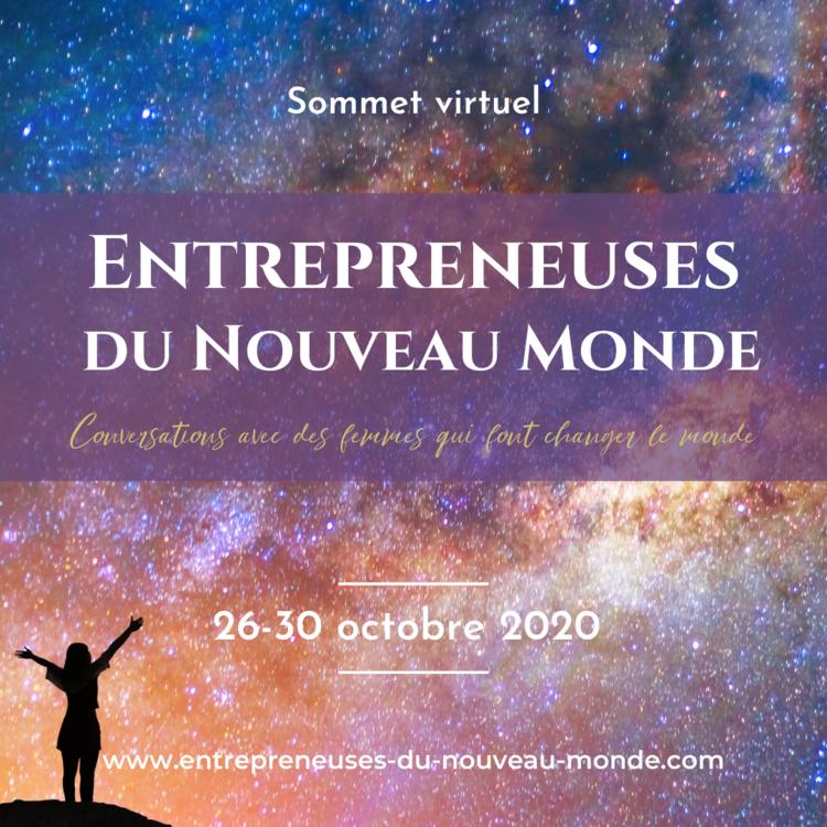 MMM au Sommet des Entrepreneuses du nouveau monde