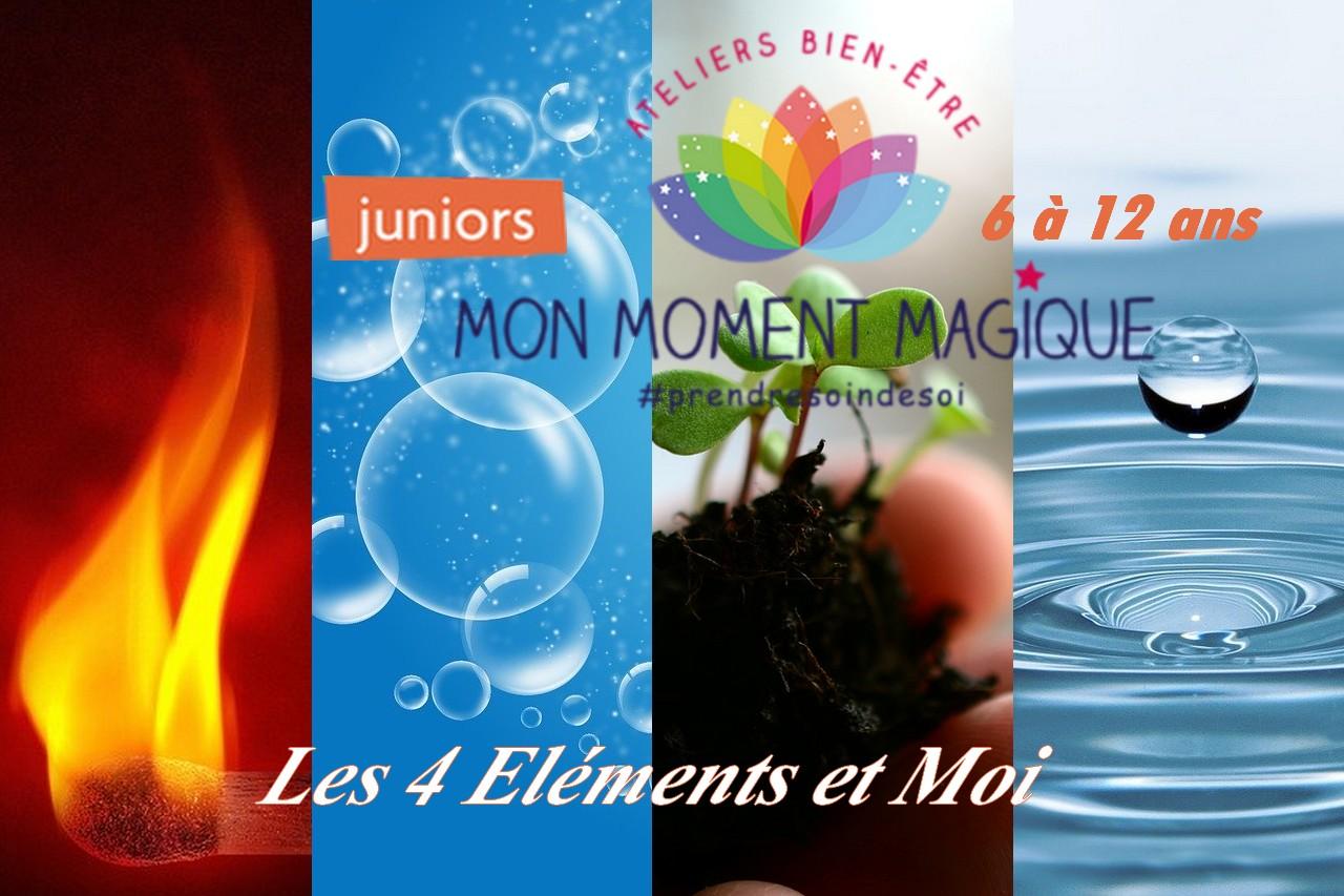 Stage Été Les 4 Éléments (le matin)