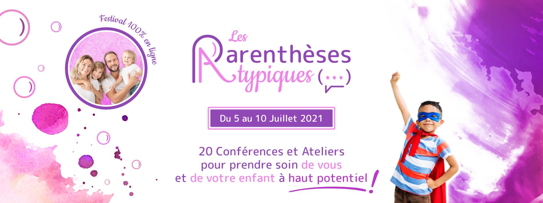 MMM au Festival «Les Parenthèses Atypiques»