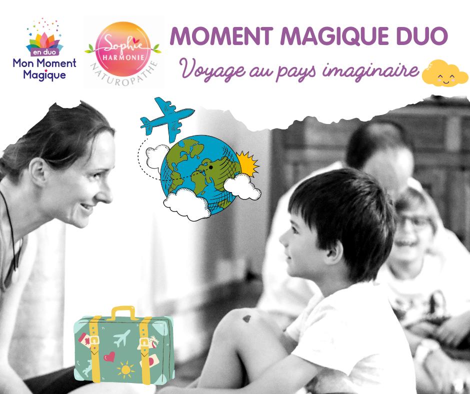 MMM DUOS Juniors : Voyage au pays imaginaire