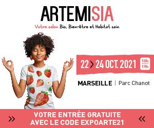 Retrouvez-nous au salon Artemisia à Marseille